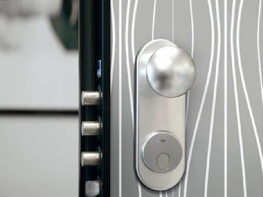 Security door lock magnetic KEY PROTECTOR