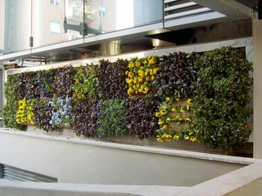 Vertical gardening trellis PERLIWALL®