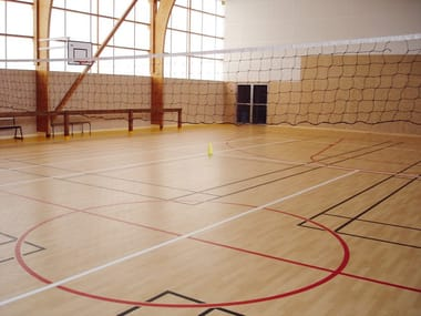 Pavimentazione sportiva resiliente TARAFLEX™ SPORT M COMFORT