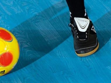 Resilient sports flooring TARAFLEX™ MULTI-USE 6.2