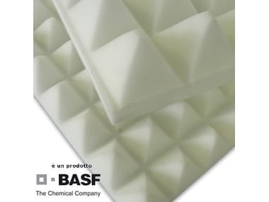 Sound insulation and sound absorbing felt in synthetic material FONITEK®