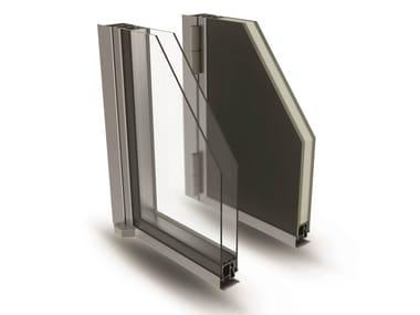 Porta francesa de alumínio ELITE DOOR 72