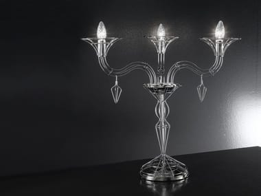 Metal table lamp DEDALO | Table lamp