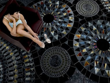Mosaico de mármol COSMATI