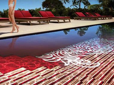 Mosaico de vidrio MEDITERRANEA