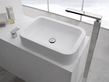Floor standing sink spout SOLAR | Sink spout