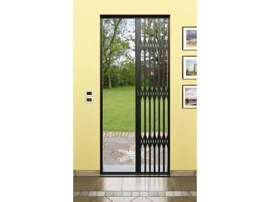Retractable steel security bar PRAESIDIUM®