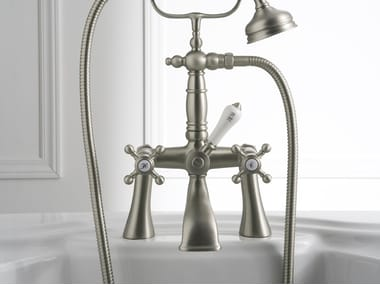 Bathtub set with hand shower CANTERBURY | Bathtub set