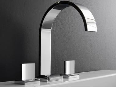3 hole countertop washbasin tap SADE | Countertop washbasin tap
