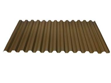 Metal sheet and panel for roof SHEETS LG 20/28