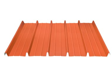 Metal sheet and panel for roof SHEETS LG 38/915