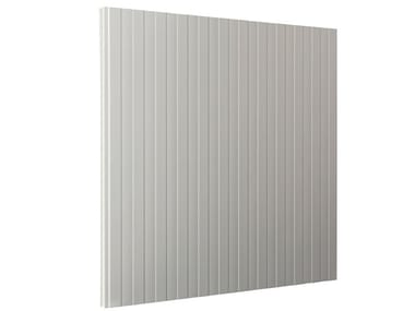 Insulated metal panel for facade ISOFIRE WALL