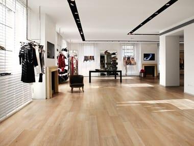 Pavimento/rivestimento in gres porcellanato effetto legno LEGNI HIGH-TECH | Rovere Decapè