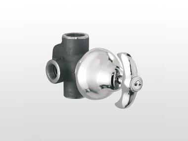 Déviateur de style classique pour douche pour bagnoire ROMA | 0/150