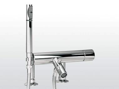 Mitigeur de baignoire 2 trous avec douchette BAMBOO | 3267RG306