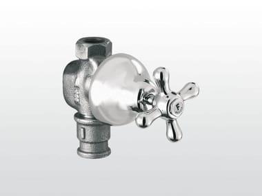Wall-mounted 1 hole washbasin tap ROMA   0/156