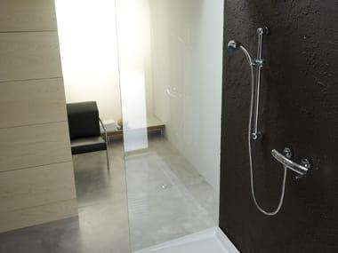 Miscelatore per doccia con doccetta GENESYS   Miscelatore per doccia con doccetta