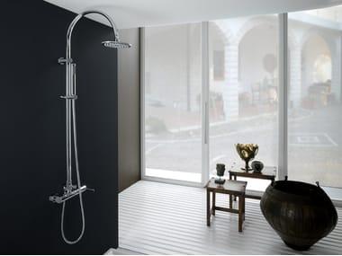 Colonna doccia con soffione LOGOS | Colonna doccia