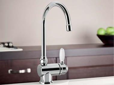 Chrome-plated kitchen mixer tap ROMA | 3230