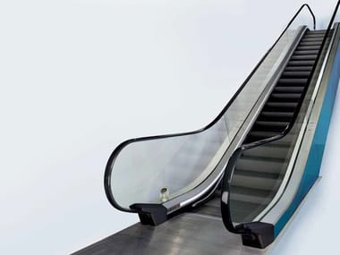 Lifts, escalators and moving walkways