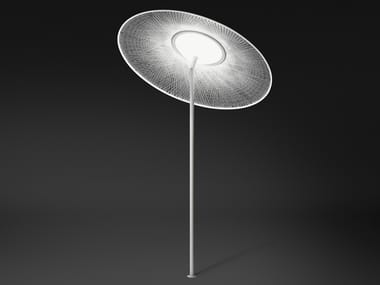 Methacrylate Low Voltage Floor lamp WIND