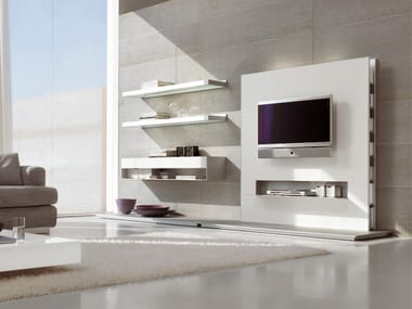 TV wall system FRAME