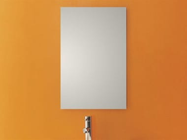 Rectangular wall-mounted bathroom mirror Bathroom mirror