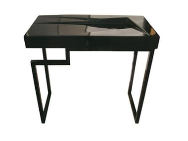 Brass console sink Brass console sink