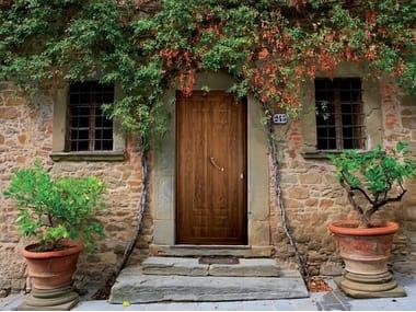 PVC entry door Entry door