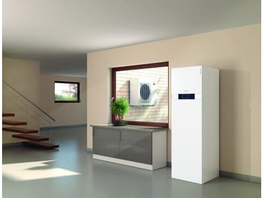 Heat pump and geothermal terminal VITOCAL 242-S
