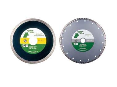 Diamond-coated Cutting Disc GEBOCUT
