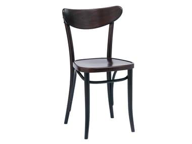 Chaise en bois BANANA | Chaise