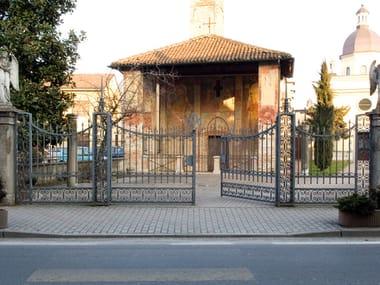 Iron Fence Iron Fence