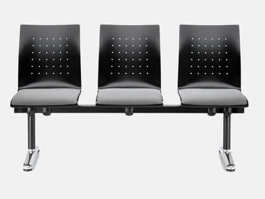 HPL beam seating FOX | Beam seating
