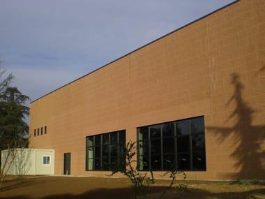 Ventilated facade PANNELLO ARCHITETTONICO®