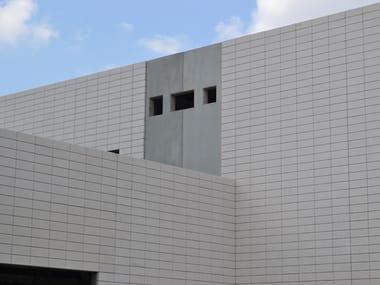 Ventilated facade Pannello a parete ventilata