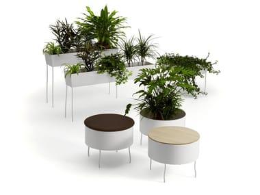Plant holder GREEN PEDESTALS