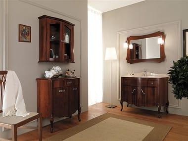 Mobile lavabo in legno NARCISO 5