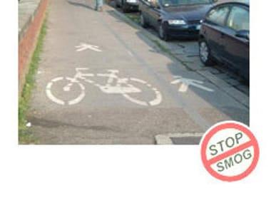 Road paving STOP SMOG®