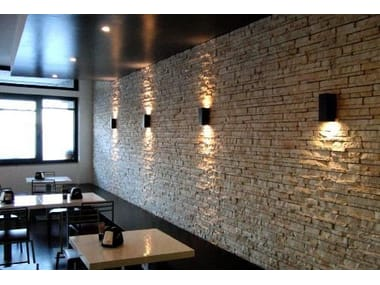 Wall tiles with stone effect SCAGLIA ASIAGO