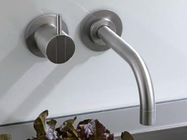 Wall-mounted washbasin mixer 111 | Washbasin mixer