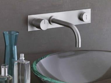 Wall-mounted electronic washbasin mixer 4113 | Washbasin mixer