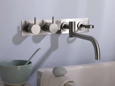 Wall-mounted kitchen tap with swivel spout 634T4 | Kitchen tap