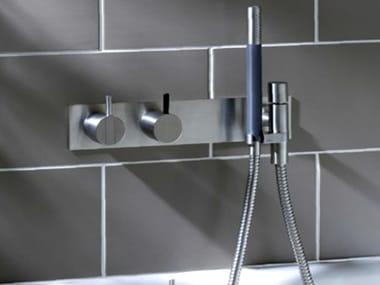 Bathtub set with hand shower 2473 | Bathtub set