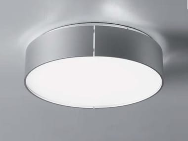 Aluminium ceiling lamp ALLRIGHT | Ceiling lamp