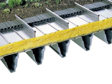 Система для садовой крыши NATURE ROOF