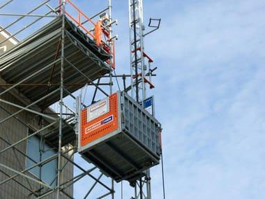 Construction hoist / Overhead platform HEK TPL 500 & 300