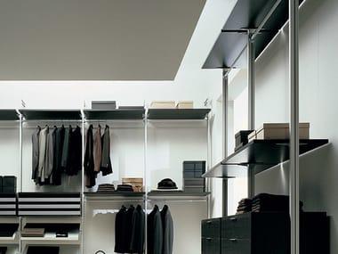 Sectional walk-in wardrobe FREE