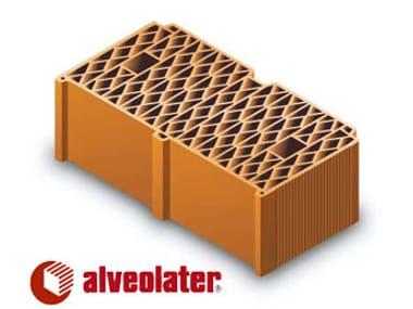 External masonry clay block B.S.S.