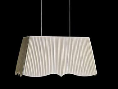 Fabric pendant lamp NOTTURNO 2